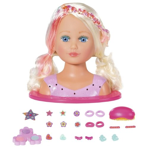 Купить Кукла-манекен Zapf Creation Baby Born модный парикмахер, 27 см, Куклы и пупсы