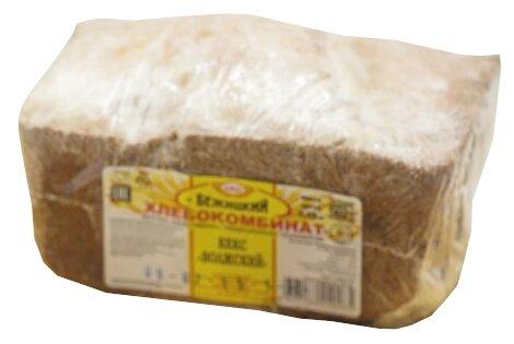 Кекс Бежицкий хлебокомбинат Волжский с изюмом и сахарной пудрой 250 г