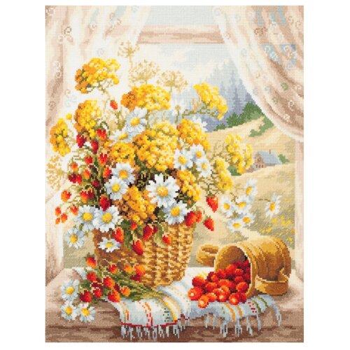 Купить Чудесная Игла Набор для вышивания Медовый Аромат 32 х 40 см (100-181), Наборы для вышивания