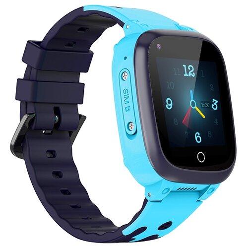 Детские умные часы Smart Baby Watch Q700, голубой умные часы smart baby watch s4 голубой