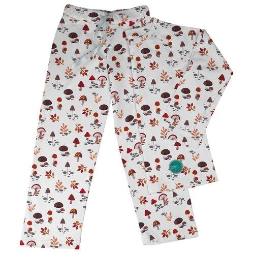 Пижама Marengo Textile размер 128, молочный
