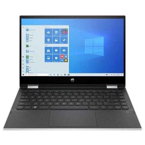 Купить Ноутбук HP PAVILION x360 14-dw0032ur (22P10EA), серебристый/пепельно-серый