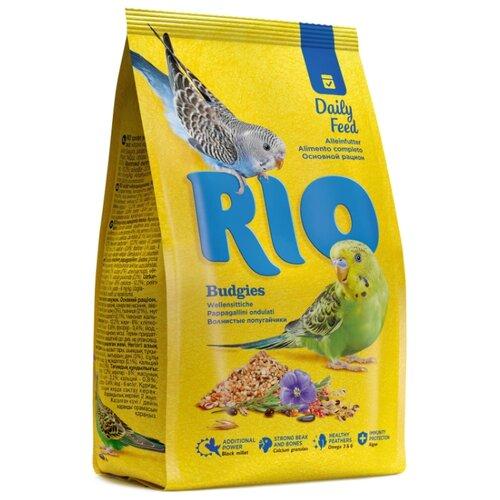 RIO корм Daily feed для волнистых попугайчиков 500 г