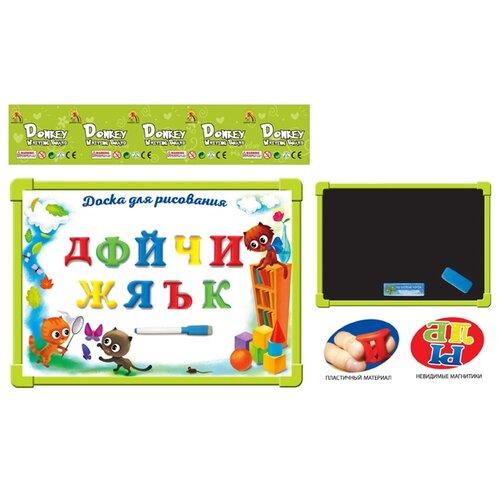 Доска для рисования детская Наша игрушка 1606420 зеленый, Доски и мольберты  - купить со скидкой
