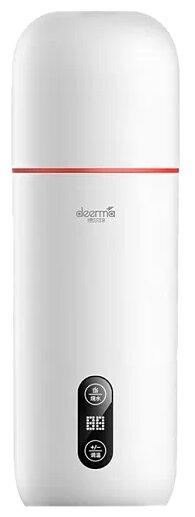 Купить Классический термос Xiaomi Deerma Electric Heating Cup (0.35 л) white по низкой цене с доставкой из Яндекс.Маркета (бывший Беру)