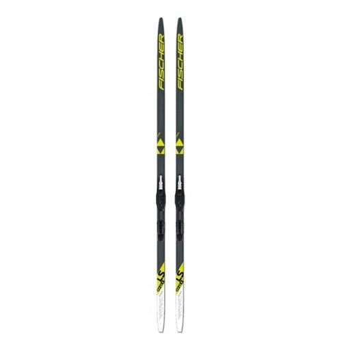 цена на Беговые лыжи Fischer LS Combi X-Stiff IFP серый/желтый/белый 197 см
