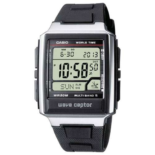 цена Наручные часы CASIO WV-59E-1A онлайн в 2017 году