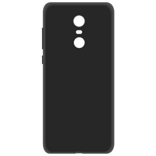 Купить Чехол LuxCase TPU для Xiaomi Redmi 5 Plus черный