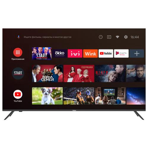 Фото - Телевизор Haier LE43K6700UG 43 (2020) черный телевизор