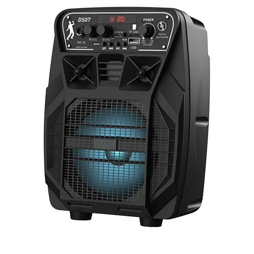 Портативная акустика Hoco DS07 black