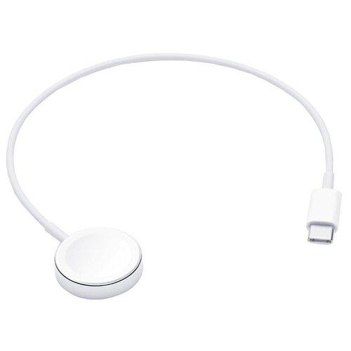 Беспроводная зарядка Apple MU9K2ZM/A USB-C для Apple Watch белый