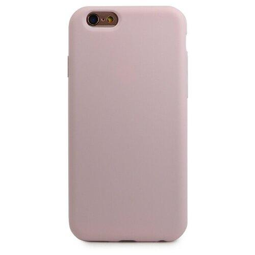 Купить Чехол Pastila TPU Matte для Apple iPhone 6/iPhone 6S светло-розовый
