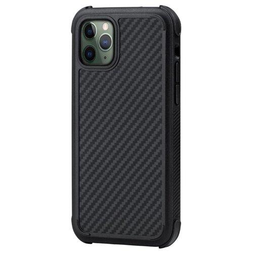 Купить Чехол Pitaka MagEZ Case PRO для Apple iPhone 11 Pro черно-серый в полоску
