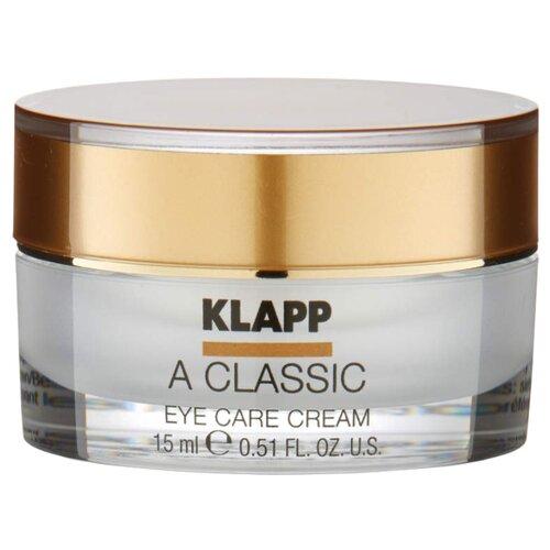 Klapp Крем-уход для кожи вокруг глаз A CLASSIC Eye Care Cream 15 мл недорого