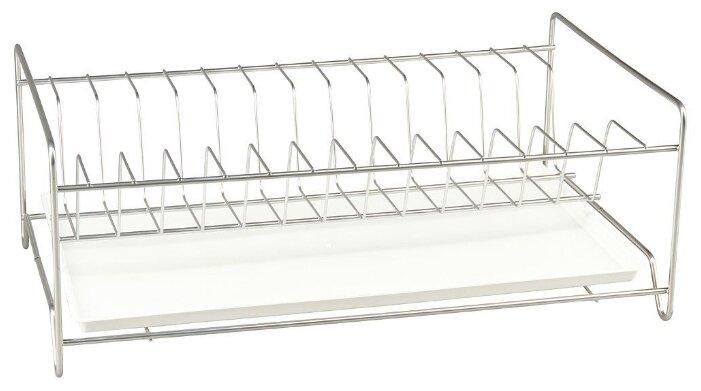 Сушилка для посуды ROSENBERG RUS-285005 39.5х24х15 см — цены на Яндекс.Маркете