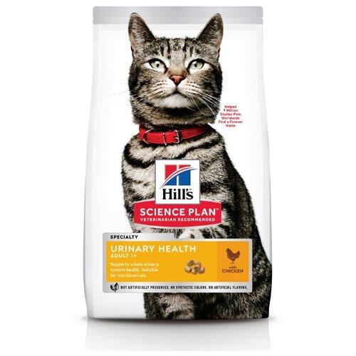 Сухой корм для стерилизованных кошек Hill\'s Science Plan, с курицей 7 кг