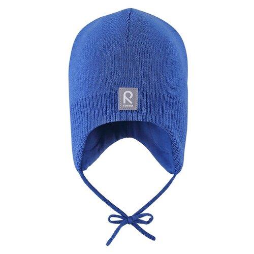 Купить Шапка Reima размер 48, blue, Головные уборы
