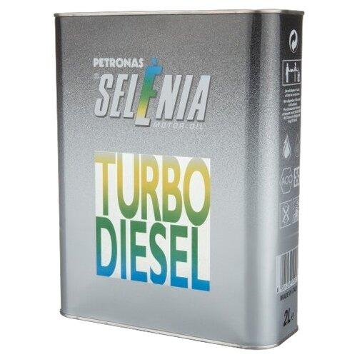 цена на Моторное масло Selenia Turbo Diesel 10W-40 2 л