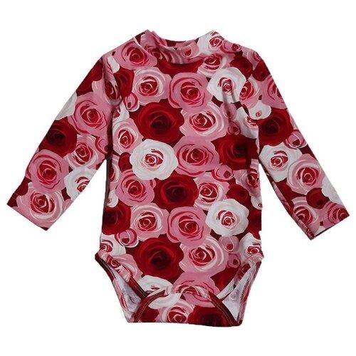 Боди Веста размер 80, красный боди для мальчика cherubino цвет красный cwn 4164 185 размер 56