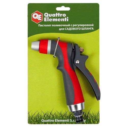 Пистолет для полива Quattro Elementi 646-164