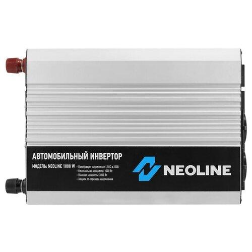 Инвертор Neoline 1000W серебристый