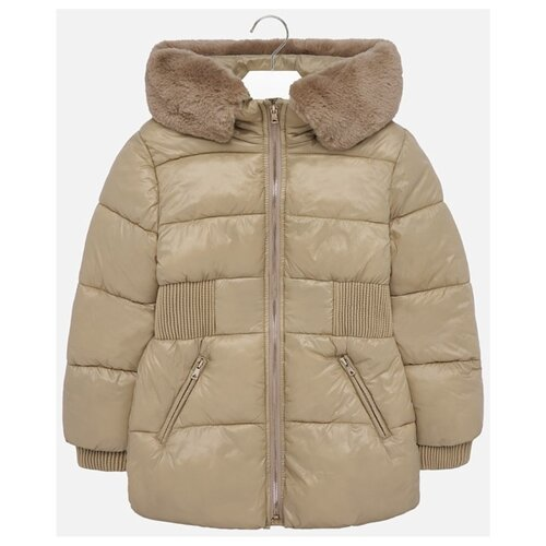 Купить Куртка Mayoral 07425 размер 157, 071 золотой, Куртки и пуховики