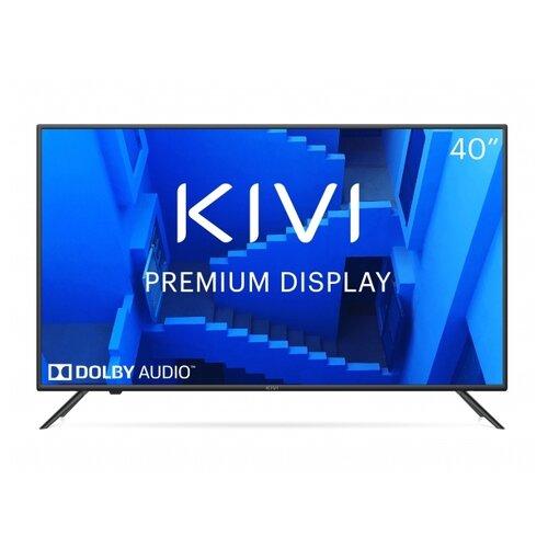 Фото - Телевизор KIVI 40F510KD 40 (2020), черный led телевизор kivi 40f710kb