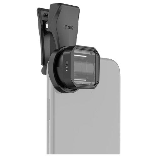 Анаморфный объектив Sirui для смартфона черный