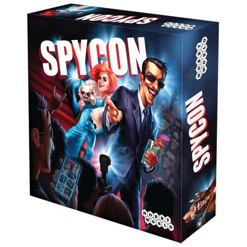 цена на Настольная игра HOBBY WORLD Spycon