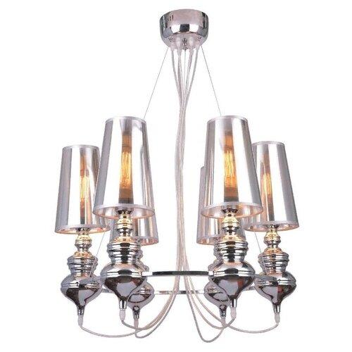 Люстра Arte Lamp A4280LM-6CC, E27, 240 Вт люстра arte lamp camomilla a6049pl 6cc e27 240 вт