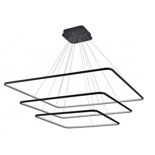 Светильник светодиодный Donolux S111024/3SQ Black In, LED, 160 Вт