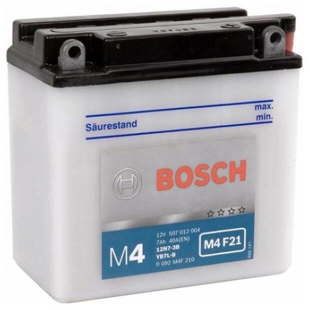 Аккумулятор Bosch M4 F21 0 092