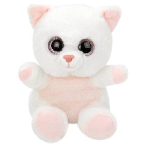 Мягкая игрушка Fluffy Family Крошка Котенок белый 15 см