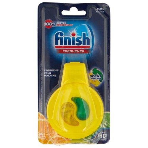 Finish Освежитель для посудомоечных машин Lemon&Lime 5 г