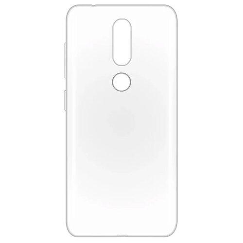 Чехол LuxCase TPU для Nokia 4.2 (прозрачный) бесцветный