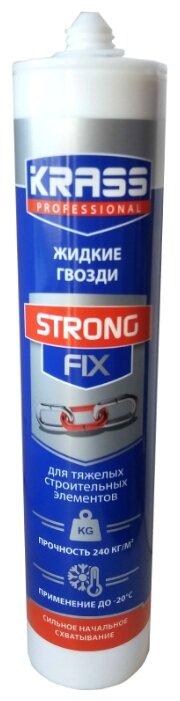 Монтажный клей Krass StrongFix (300 мл)