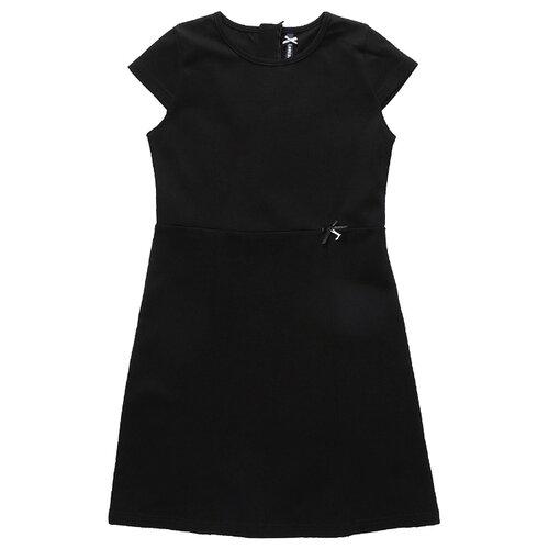 Купить Платье Luminoso размер 140, черный, Платья и сарафаны
