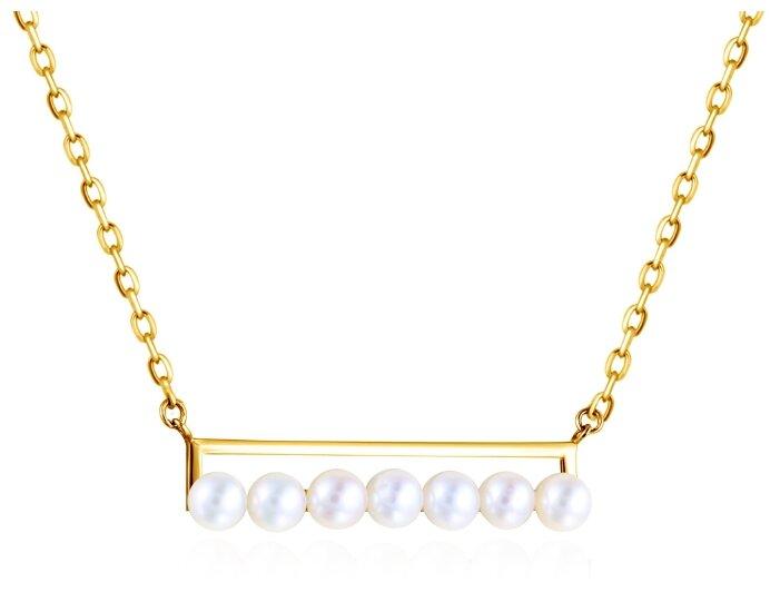 Бронницкий Ювелир Колье из желтого золота 54312956