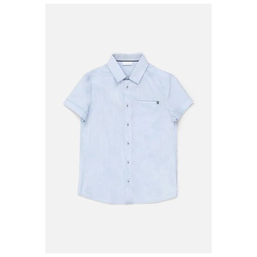 Купить Рубашка Acoola размер 128, голубой, Рубашки