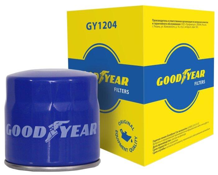 Масляный фильтр GOODYEAR GY1204