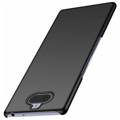 Чехол Rosco 10-SOFTTOUCH для Sony Xperia 10 черный