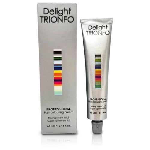 Constant Delight Стойкая крем-краска для волос Trionfo, 9-5 блондин золотистый, 60 мл