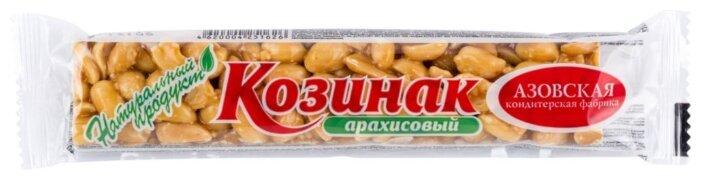 Козинак Азовская кондитерская фабрика Арахисовый 60 г