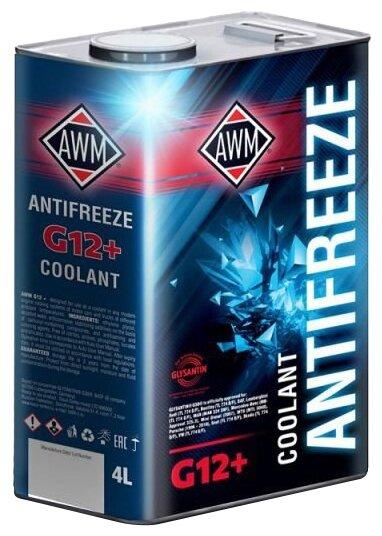 Антифриз AWM G12+ Coolant
