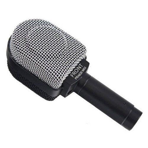 Микрофон Superlux PRA628MKII, черный