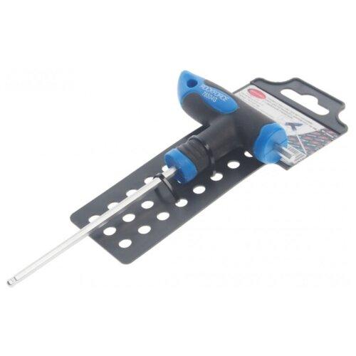 Ключ шестигранный ROCKFORCE RF-76504G 100 мм ключ шестигранный rockforce rf 76406 90 мм