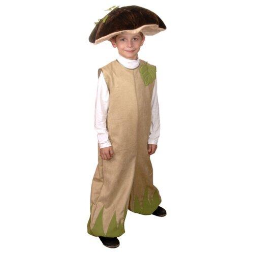 Купить Костюм Elite CLASSIC Грибок, бежевый, размер 32 (128), Карнавальные костюмы
