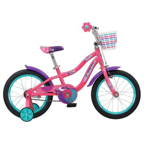 Детский велосипед Schwinn Jasmine розовый (требует финальной сборки)