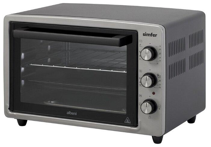 Мини-печь Simfer Albeni Comfort M3428 — купить по выгодной цене на Яндекс.Маркете