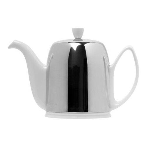 Фото - Чайник заварочный, Guy Degrenne, SALAM (0,7 л), 211988, с колпаком и ситечком на 4 чашки чайник заварочный salam white 0 37 л с колпаком с ситечком на 2 чашки 211987 guy degrenne